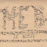 """""""Jaunime budėk!"""" – 1944 m. Nr. 8/15 pogrindinis laikraštėlis"""